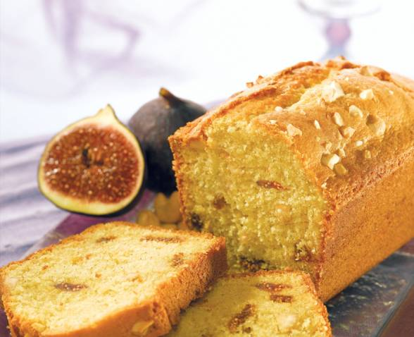 Figs nuts cake TIPIAK