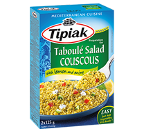 Couscous with lemon and mint TIPIAK