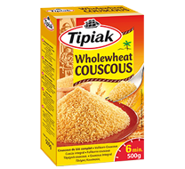 Wholewheat couscous TIPIAK